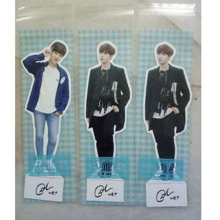 Wanna One standee