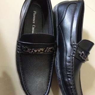 Top sider black shoes