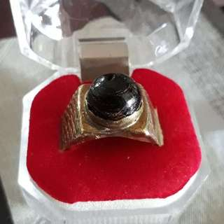 Songsang Arus Wood in ring size 19
