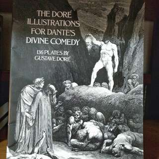 The Dore Illustrations for Dante's Divine Comedy (136 Plates by Gustave Dore