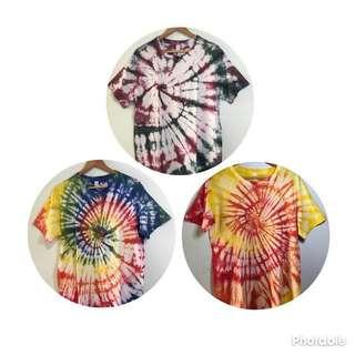 DFU Clothing - Tie-Dye Shirts