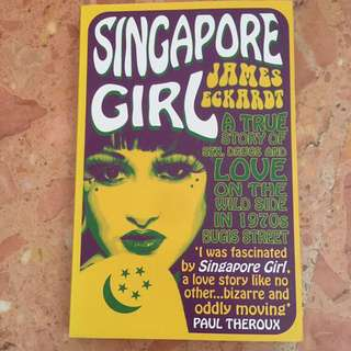 Singapore Girl by James Eckardt