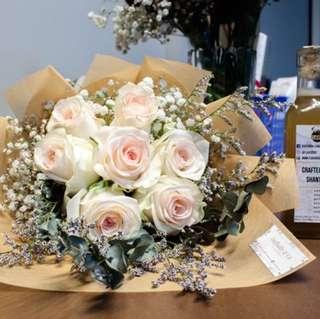 Valentine Bouquet Order