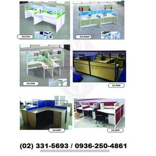 Call Center Type - Workstation- Office Partition**