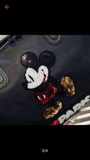 Mickey Mouse Luggage Bag
