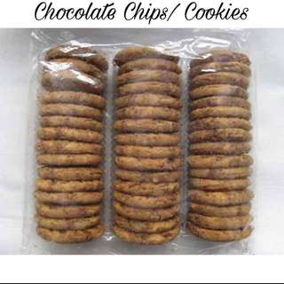 Comfoods Chocolate Chip Cookies