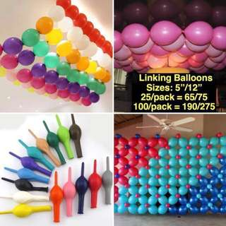 Linking Balloons
