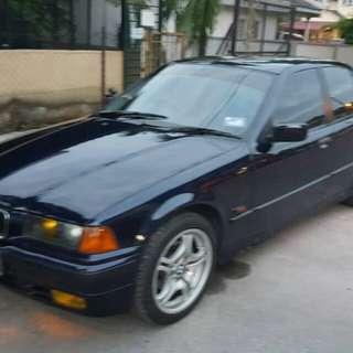 Bmw 318i auto (1996)