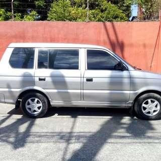 Mitsubishi Adventure 2001