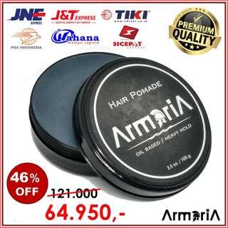 Pomade/Wax Armoria - Heavy Hold - 100 Gram