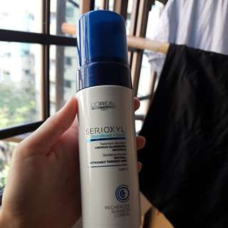 L'Oreal Serioxyl Densifying Hair Mousse