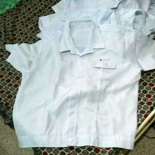 White uniform