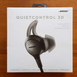 Bose QC30 Noise Cancelling Wireless Headphone