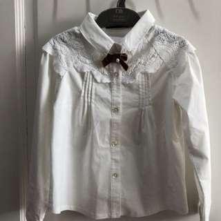 Astin shirt size:4-5 yr old