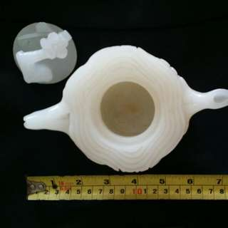 White Jade Tea Pot