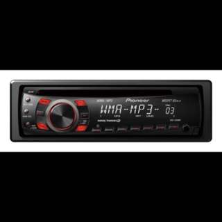 Pioneer DEH-1350MP  CD Receiver with MP3 Playback. Car Radio And Audio System