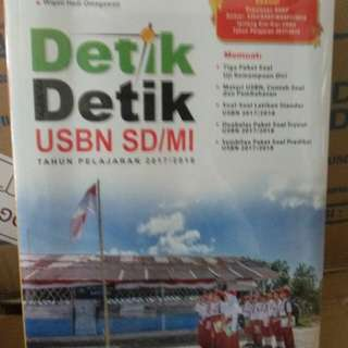 DETIK DETIK UASBN FOR SD/MI 2018