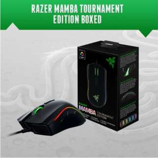 Razer mamba tournament edition