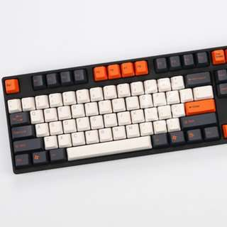 Tai Hao Carbon abs double shot keycaps