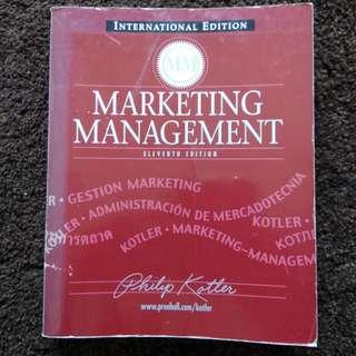 Marketing Management - International Edition