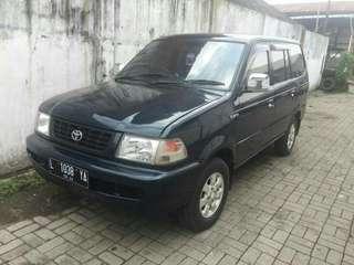 Toyota Kijang LSX-2002