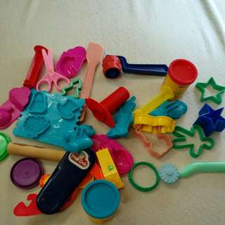 Play-Doh baby toys