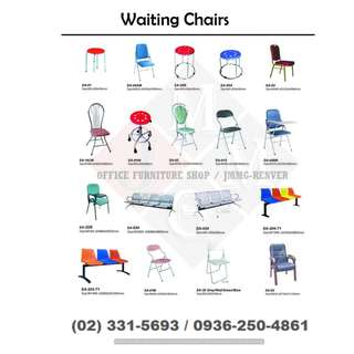Visitor - Gang Chair ( Office Chairs ) Office Furniture *