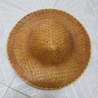 竹帽 Bamboo hat