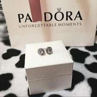 Valentine's Gift Pandora Earrings