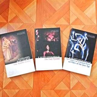 Collins Classics Books