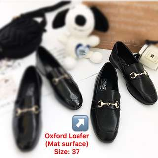 Oxford Loafer (shoes)