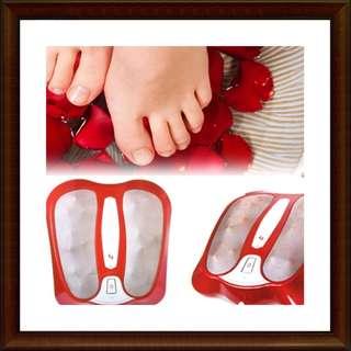 Pijat Kaki Blueidea / Alat Pijat kaki berputar sempurna foot massager