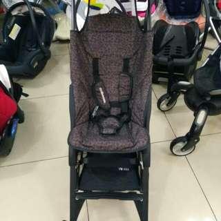 Mothercare pockit non recline