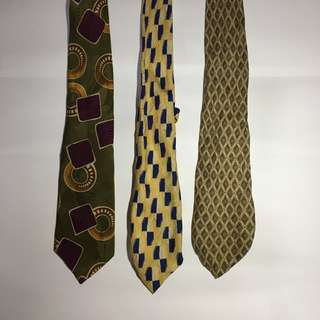 Preloved Neckties Bundle