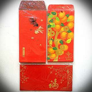 Offshore Banks Red Packets