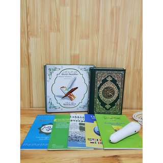 Alat Bantu Baca & Penerjemah Alquran Digital Read Pen Model PQ05