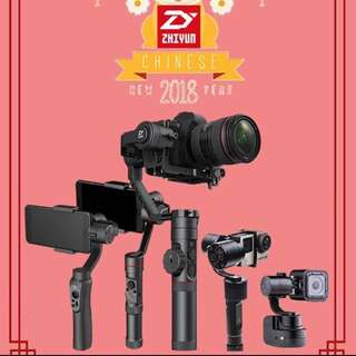 ZhiYun Gimbal New Year Offer