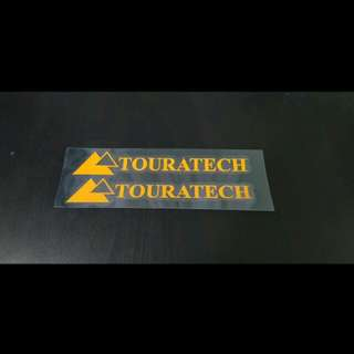Touratech sticker