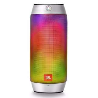 JBL Pulse 2 Wireless Portable Speaker (Silver)  | Brand New | Cash On Delivery