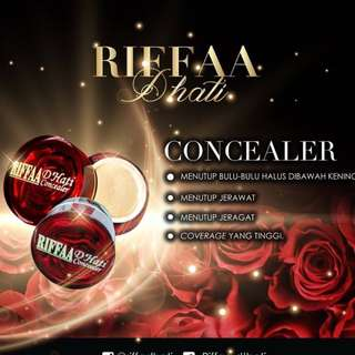 RIFFA CONCEALER - BY BELLA