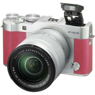 Kredit Fujifilm X-A3 - Cicilan tanpa kartu kredit