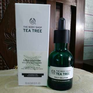 Tbs tea tree daily solution
