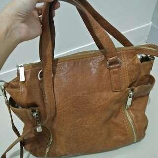 Tas Michael Kors Dijamin Asli Ori - Preloved Second Branded Sling Bag Good Condition