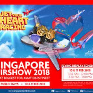 Airshow ticket for sale 2tickets