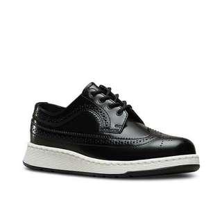 Sepatu Casual Dr. MARTENS docmart Gabe Smooth Polished Original New