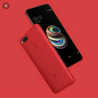 (Xiaomi 小米) Mi A1 Special Red Edition, 4+64G, Global Version.
