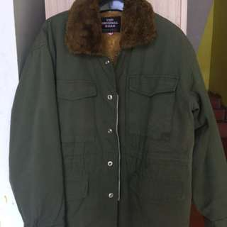 Army Parka by The Original Wear (Import) Size M