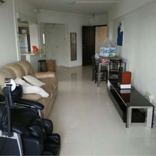 109A DEPOT ROAD WITH 4 BEDROOMS, HIGH FLOOR FURNISHED