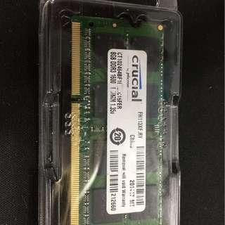 Laptop Ram 8GB 1600 1.5
