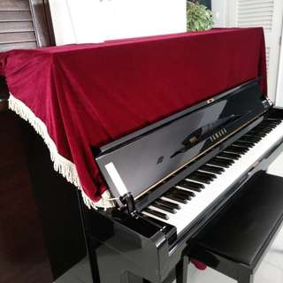 Yamaha Piano U2 piano with heater (Serial no H1436807) Best offer secures